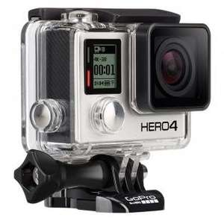 GOPRO HERO4 Black Motorsport (DE) + 16 GB microSDHC - Class10 Karte