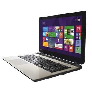 "Toshiba Satellite L50D-B-15T Notebook 15,6"" für 499€ / AMD A8-6410/ 8GB RAM/ 256GB SSD/ Windows 8.1  @notebooksbilliger.de"