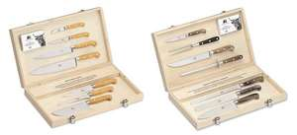Handgefertigte Küchenmesser der COLTELLERIE BERTI bei b4f + Gutschein