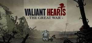 [UPLAY] Valiant Hearts: The Great War @ Gamersgate ab 3,53 € (mit VPN) ohne 3,75€
