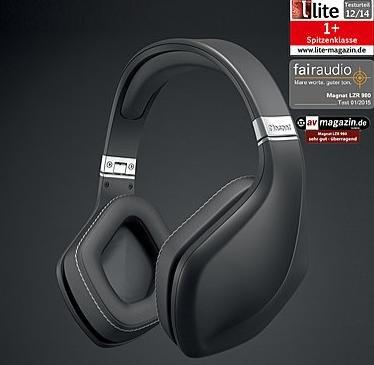 Magnat LZR-980 Premium Over-Ear Kopfhörer für 240,90 € @Brands4Friends