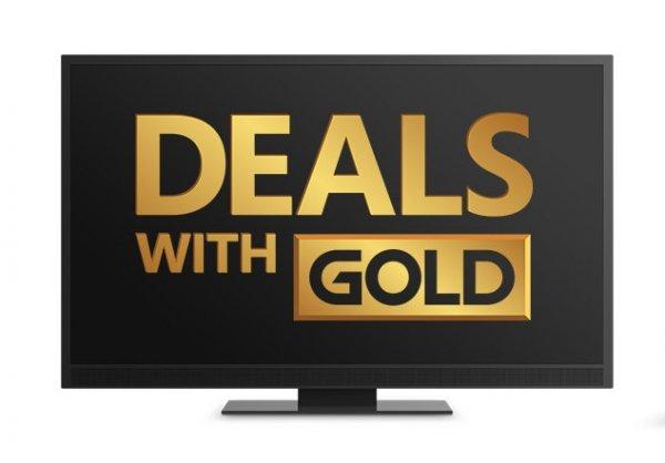 [XBOX One / 360] Deals with Gold - Am Wochenende bis zu 75% bei digitalen Spielkäufen sparen