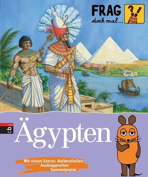 Frag doch mal … die Maus! – Ägypten für 3,99€ versandkostenfrei bei Thalia.dex09
