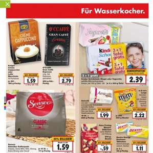 Kinder Riegel/ Yogurette 400g [Lokal Solingen]