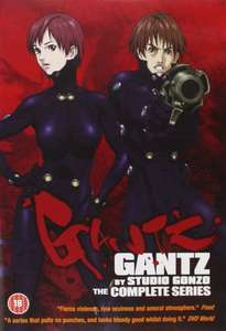 Gantz Complete Collection (DVD) UK-Import