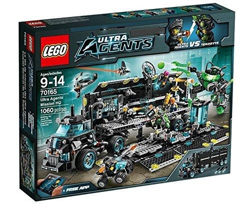 [amazon.de] Lego Agents 70165 - Ultra-Agenten-Hauptquartier für 69,00 Euro