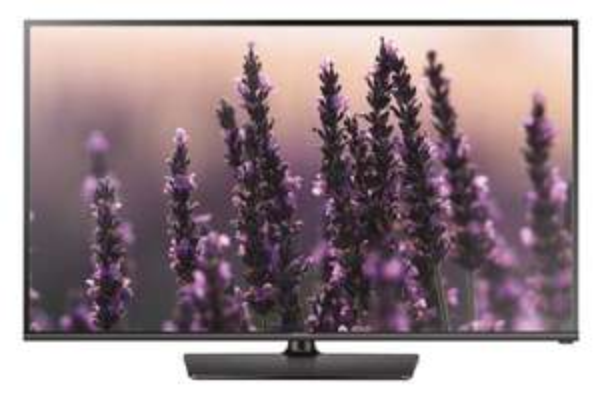 Samsung UE48H5090 121 cm (48 Zoll) LED-Backlight-Fernseher (Full HD, 100Hz CMR, DVB-T/C/S2, CI+) schwarz [Energieklasse A+]