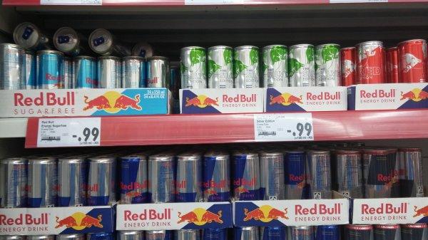 [Lokal ?] Red Bull versch. Sorten Kaufland Leipzig