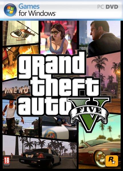 GTA 5 (PC / Rockstar Social Club Key) für 40,84€