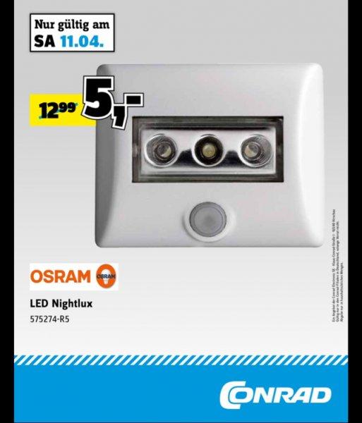 Osram LED Nightlux (Anscheinend bundesweiter Filialpreis)