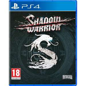 [gameseek.co.uk] Shadow Warrior (PS4/Xbox One) für je 18,81€