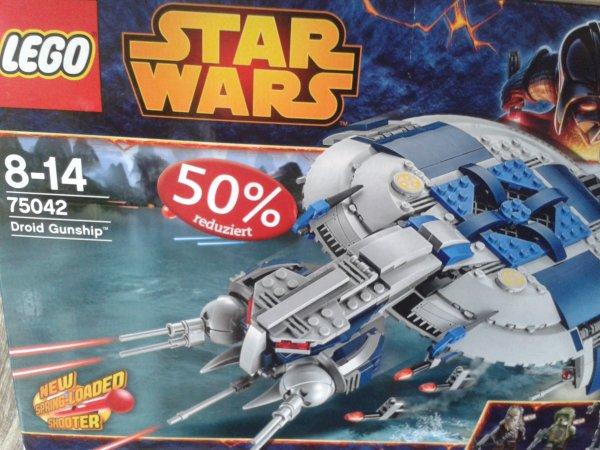 Lokal: Wiesbaden Thalia:  50% auf alle Lego Artikel