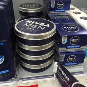 "Nivea Men ""Der Creme"" 150ml -Budni-"