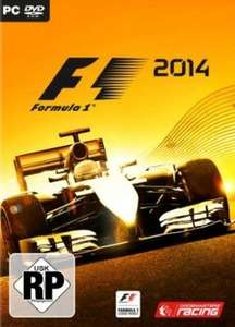 [Steam] F1 2014 @ Instant Gaming