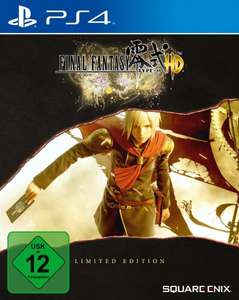 [Amazon] Final Fantasy Type-0 HD Steelbook Edition