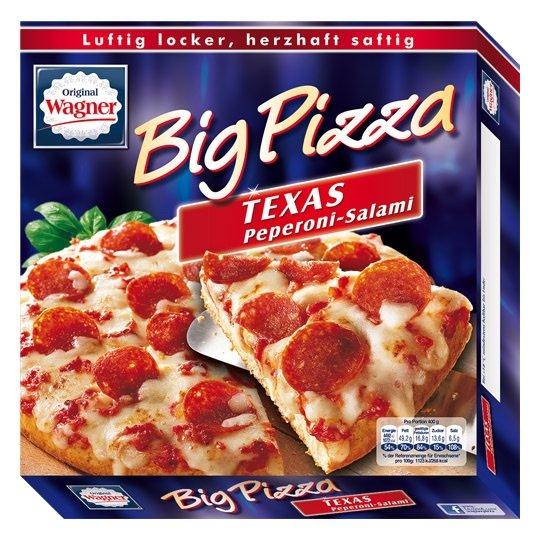 [ HIT] Big Pizza Supreme, Wochenende-Deal, 17-18 April, 1,59 Euro