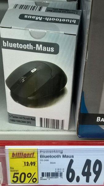 [Kaufland Bremen] einfache Bluetoothmaus