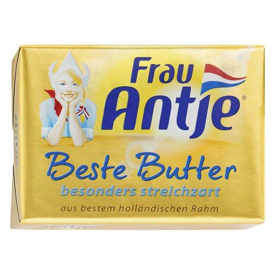 [Lokal] Frau Antje Butter 250gr. - Kaufland Spandau Wilhelmstrasse