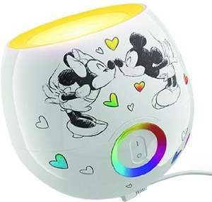 "Philips LIVINGCOLORS Mini ""Mickey Mouse"", aktuell bei @ZackZack"