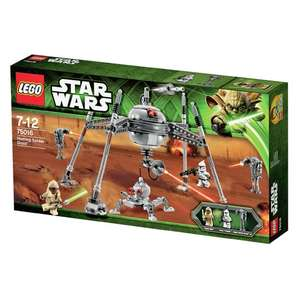 LEGO Star Wars™ Homing Spider Droid für 19,99€ bei Real Filialen
