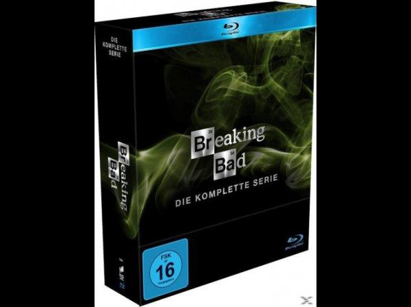 [Saturn.AT] Breaking Bad – Die komplette Serie Blu-Ray