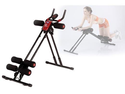 Iron Gym 5 Minute Shaper für Rücken, Bauch, Po, Beine und Arme 59,95€ zzgl.8,95€ Versand @iBOOD