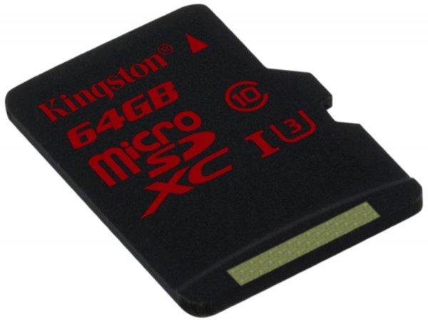 Kingston SDCA3/64GB 90/80 lesen/schreiben
