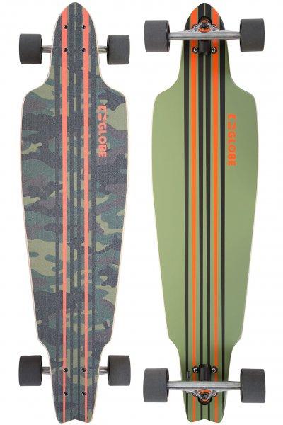 "Globe™ - Longboard ""Prowler"" (Camouflage) für €103,34 [@Amazon.es]"