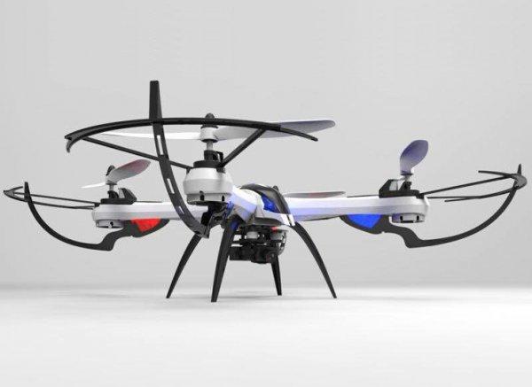 [Quadcopter] Tarantula x6 | 300m range | GoPro tragfähig | @GearBest