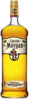 [Trinkgut+Marktkauf] 1,5 Liter Captain Morgan Original Spiced Gold
