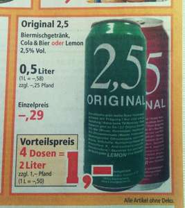 [Thomas Philipps] Bier 2,5 Original ; 2 Liter