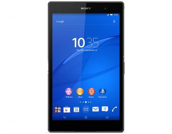 Sony Xperia Z3 Tablet Compact 16 GB im Sony Store für 279,65 €