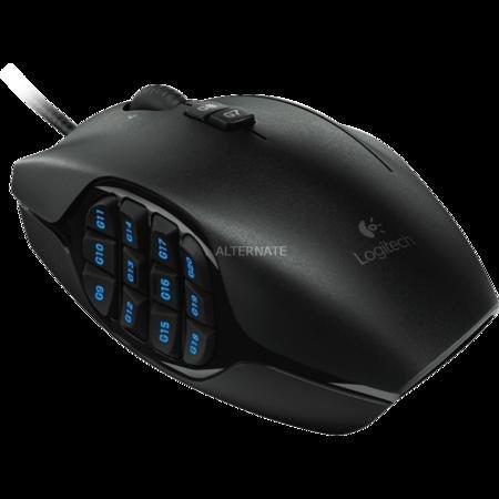 Logitech G600 MMO Gaming Mouse @ZackZack