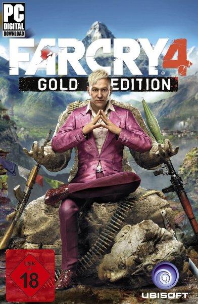 Far Cry 4 Gold (Limited + Season Pass!)