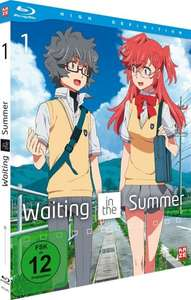 Waiting in the Summer [Blu-Ray] 24,97 bzw. 27,97 (ohne Prime) Euro je Box @Amazon.de