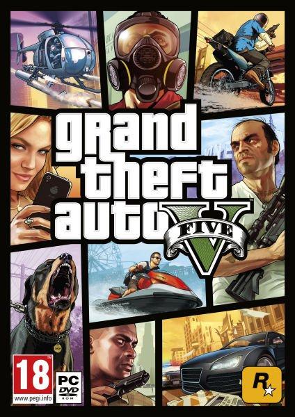[zavvi.de] Grand Theft Auto 5 Retail PC