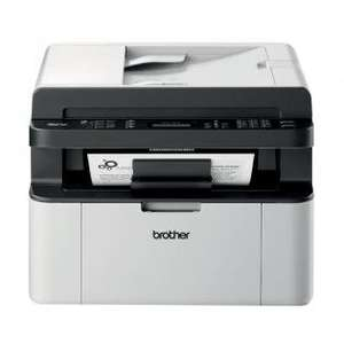 Brother MFC-1810 Laser-Multifunktionsgerät s/w (A4, 4-in-1, Drucker, Kopierer, Scanner, Fax, Duplex, ADF, USB) für 89€ @Redcoon.de