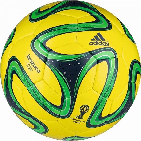 "[Amazon Prime] FUTSAL Spielball ""Adidas Fußball Brazuca Sala 65"" (Offizieller Matchball)"
