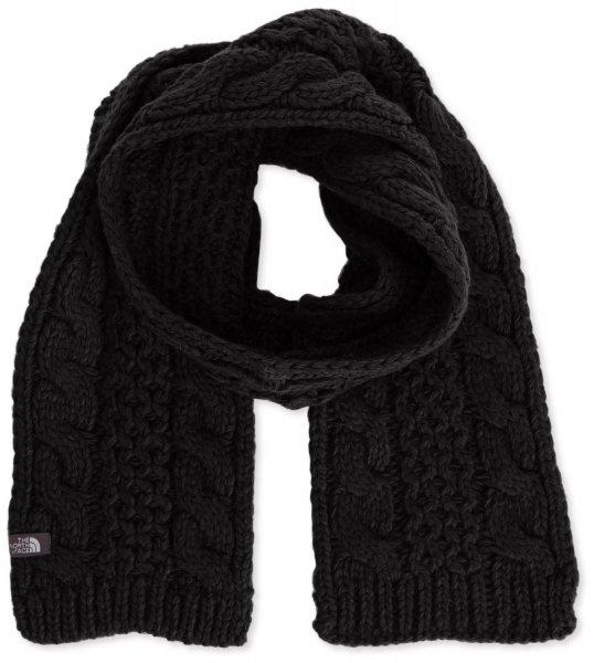 """The North Face™ - Damen Schal """"Cable Minna"""" (Schwarz) ab €13,54 [@Asos.de]"""