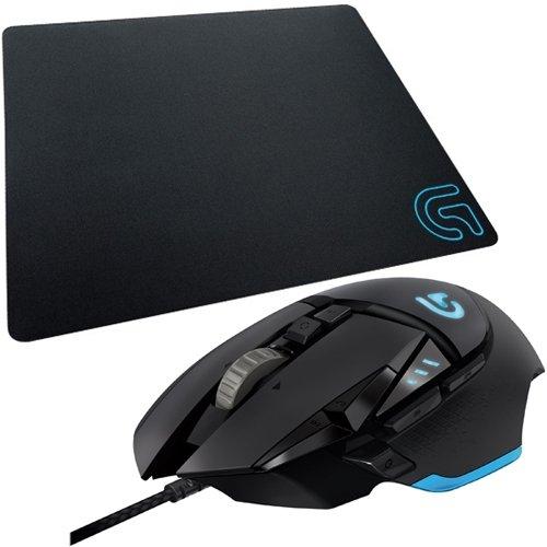 [Amazon] Logitech G502 Proteus Core Gaming-Maus inkl. GRATIS Logitech G240 Cloth Gaming-Mauspad