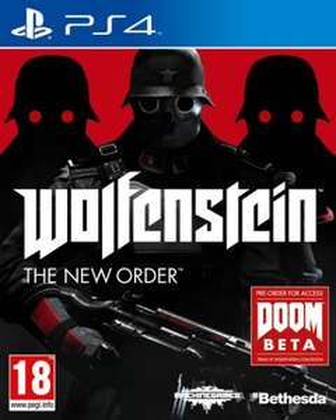 Wolfenstein: The New Order PS4 ( Gebraucht )