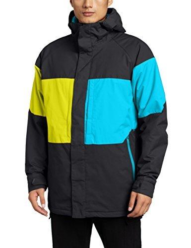 (Amazon.de) Burton Herren Snowboardjacke Encore Farbe True Black Block nur gr.XL und nur noch 2 auf Lager