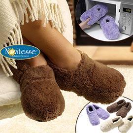 Mikrowellen Pantoffeln ab 10.11. bei Aldi Nord für 5,99€