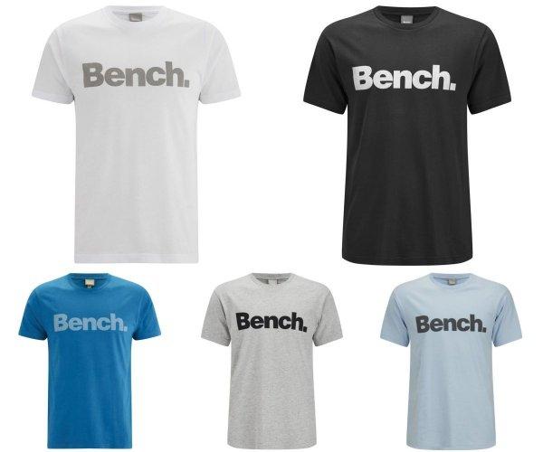 "Bench.™ - Herren T-Shirt ""Corporation"" (5 Farben) ab €6,69 [@Zavvi.de]"