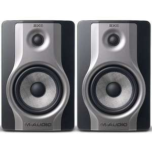 1 Paar M-Audio BX6 Carbon Studiomonitor, @Amazon