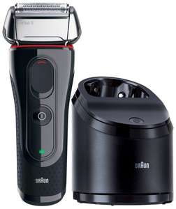 Braun Series 5 5070cc - Ra­sie­rer mit Rei­ni­gungs­sta­ti­on für 104€ @Amazon.co.uk