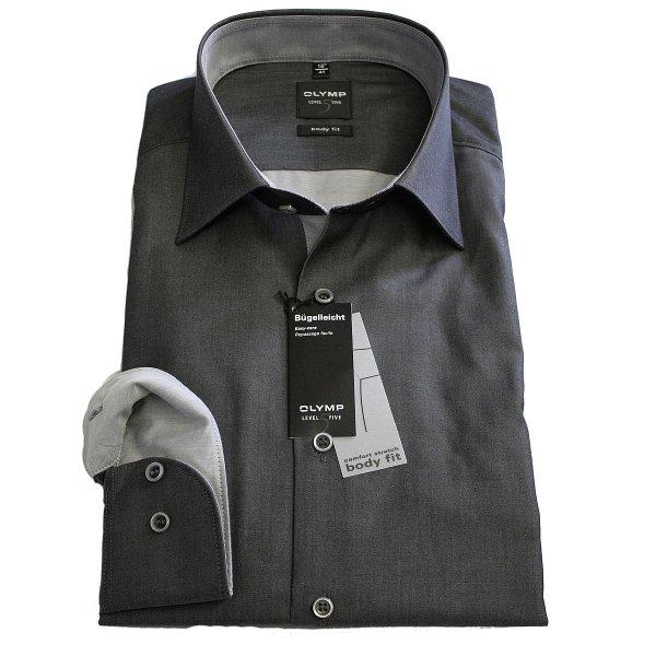 Hemden Olymp Level 5, Luxor und Seidensticker Schwaze Rose ab 28,48€ (Hemdundso.de)