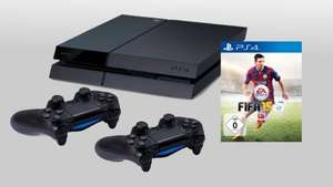 [Media Markt] Sony PS4 FIFA15 Superpack + Controller DS4