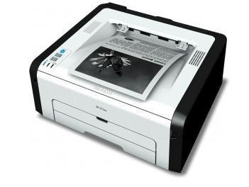 RICOH SP 213w Laserdrucker s/w (A4, Drucker, WLAN, USB) für 39€ VSK frei @ Office Partner