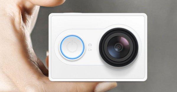 [CN] Xiaomi Yi Action Camera Bundle Deal  81,10€ +  15,40€ EuSt.  (mit Zubehör)